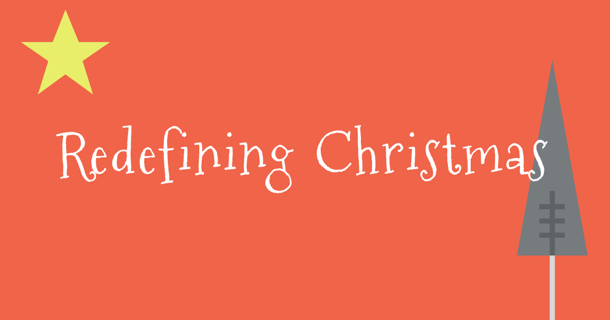 Redefining christmas