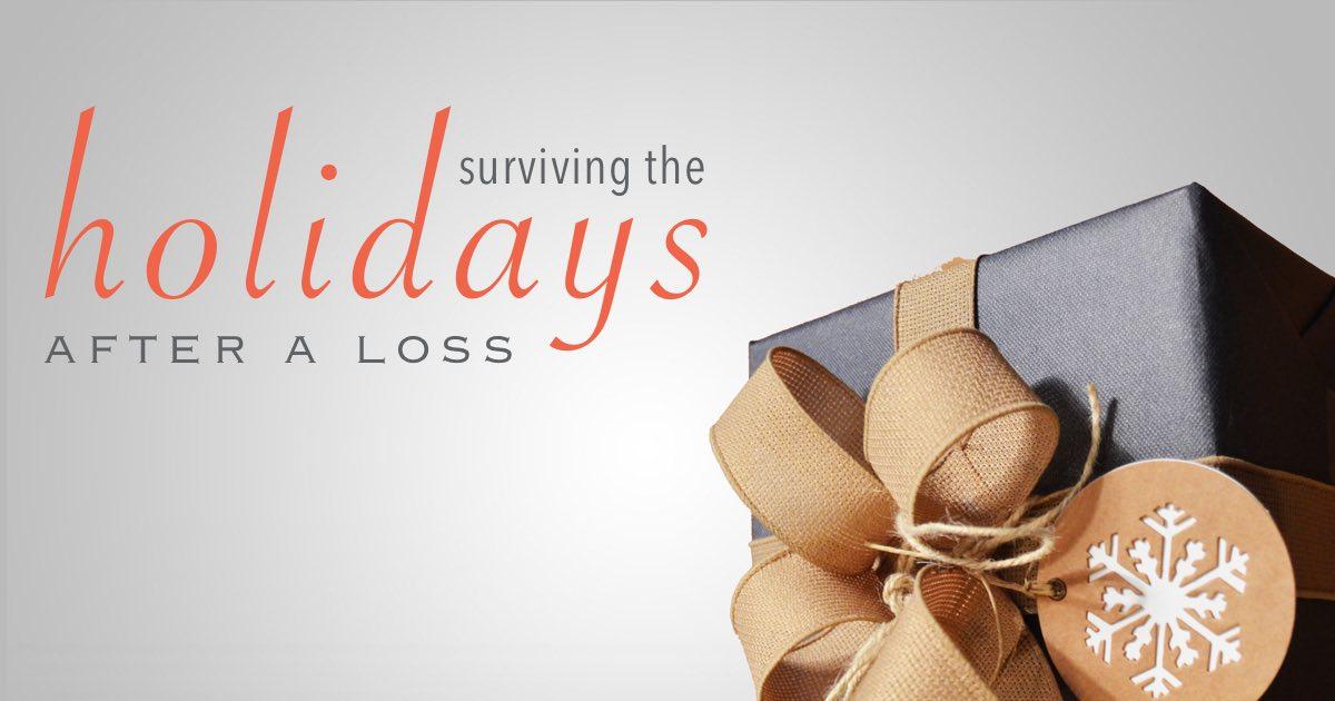 Suriving the holidays